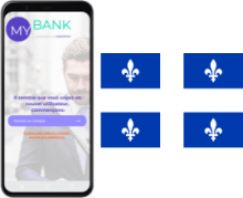My Bank Mobile - Android French